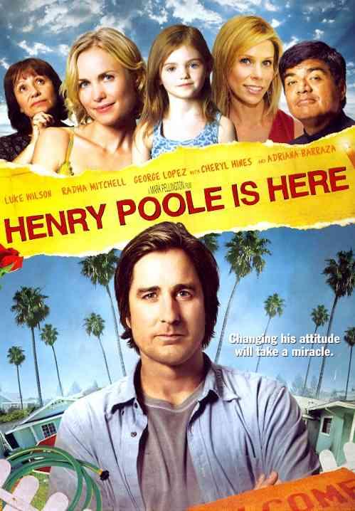 HENRY POOLE IS HERE BY WILSON,LUKE (DVD)