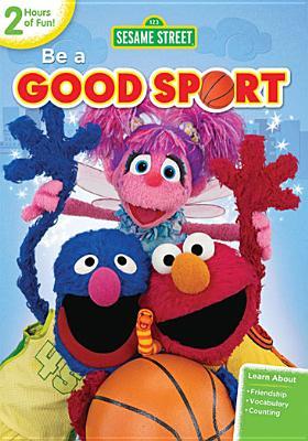 SESAME STREET:BE A GOOD SPORT BY SESAME STREET (DVD)