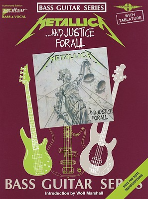 Metallica - ...and Justice for All By Phillips, Mark (EDT)